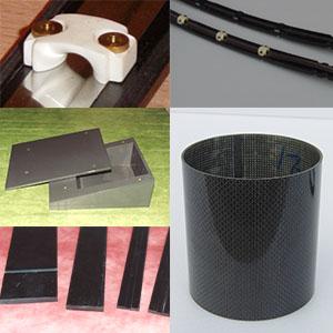 fabrication pièces matériaux composites